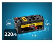 Батарея Berga Truck Basic-block 220Ah обратная полярность фото