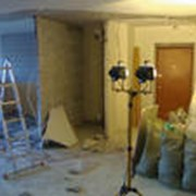 Уборка после ремонта, строительства фото