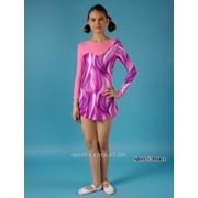 Платье спортивное для бальных танцев Р 3.2 Альера фото