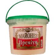Майонезы Премиум в упаковке (5кг.) фото