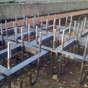 Закладные детали сложные узлы для сопряжения металла от производителя. фото
