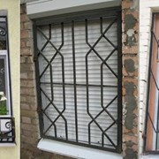Решетки на окна фото