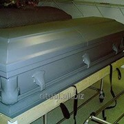 Доставка умерших из Европы в Украину фото