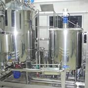 Оборудование для производства косметических кремов и шампуней в Одессе фото