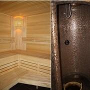 Банный комплекс, влажная баня на базе оздоровительного комплекса Карпаты фото