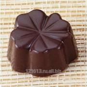 Формы для конфет Клевер 28*32 мм 32 шт. фото