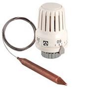 Термоголовка Valtec с выносным накладным датчиком (диап. 6,5-28*С) жидкостная фото