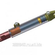 Гидроцилиндр ГЦО1-63x32x220 фото