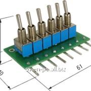 Эмулятор входных дискретных сигналов для Овен ПЛК150 ЭДИ-6 фото