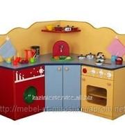 Кухня игровая угловая фото