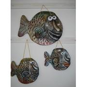 Панно Рыба большая фото