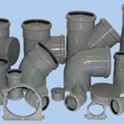 Трубы канализационные ППР фото