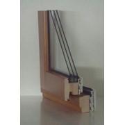 Окна деревопластиковые фото