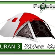 Палатка Furan 3 3-х местная фото