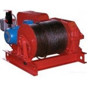 Лебедка тяговая электрическая ТЭЛ-15 фото
