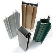 Профили алюминиевые анодированные фото