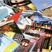 Газеты и журналы фото