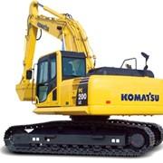 Аренда KOMATSU PC 200-8 фото