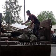 Вывоз мусора Алматы фото