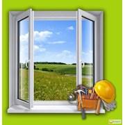 Ремонт и регулировка пластиковых окон и дверей фото