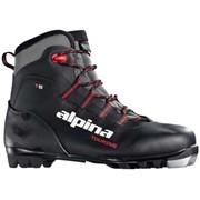 Ботинки Alpina для беговых лыж T5 black silver фото