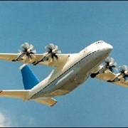 Самолет транспортный военного назначения нового поколения Ан-70 фото