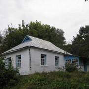 Дом в селе утопающий в зелени, газ, свет, сад фото
