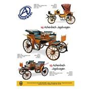Продажа экипажей 14 Achenbach Jagdwagen фото