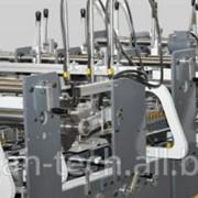 3-х точечная фальцевально-склеивающая машина DMR-110/3 фото