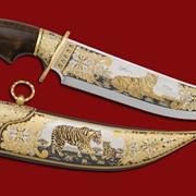 Нож Азиатский хищник 390*210*47*6 фото