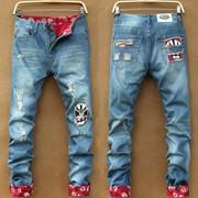 Мужские кальсоны джинсовые 44113228639 фото
