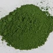 Пигмент окись хрома-зеленая
