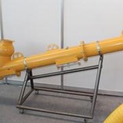 Шнек для цемента ШН-10 (10 метров) фото