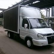 Грузоперевозки в Ставрополе. Мебельный фургон. фотография