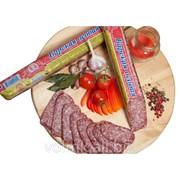 Колбаса сыровяленая Барская особая, полусухая высший сорт фото