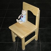 Детский стульчик деревянный размер 26 фото
