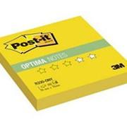 Бумага для заметок POST-IT OPTIMA 76х76 100 листов Лето фото