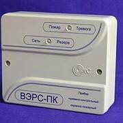Прибор приемно-контрольный охранно-пожарный ВЭРС - ПК1-01 фото