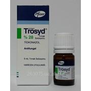 Итальянское средство от грибка Trosyd 28% (Трозид) фото