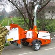 Измельчитель древесины Gandini Chipper Line 200 фото