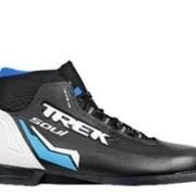 Ботинки Лыжные Trek Soul синий фото