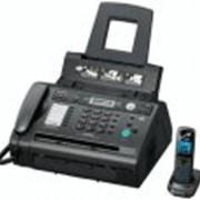 Лазерный факсимильный аппарат Panasonic с беспроводной трубкой DECT KX-FLC418RU фото