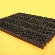 Модульное грязесборное напольное покрытие Ковёр-решётка фото