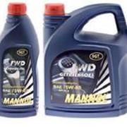 Трансмиссионное масло Mannol фото