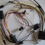 Жгуты проводов к автомобильным фарам фото