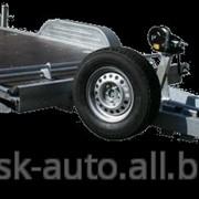Прицеп Для Перевозки Автомобиля Мз МЗСА 852111.102