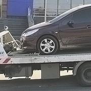 Эвакуация автомобиля фото