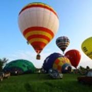 Полет на воздушном шаре над живописными просторами Западной Украины фото