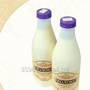 Молоко питьевое пастеризованное - 3,6% фото