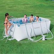 Каркасный бассейн Bestway #56248 фото
